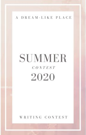 Summer contest 2020 by adreamlikeplace