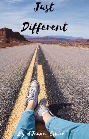Just Different by Jeune_Espoir