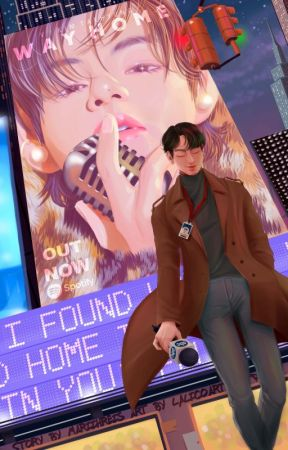 I found home in u   taekook [✈️] by m4ry_tk