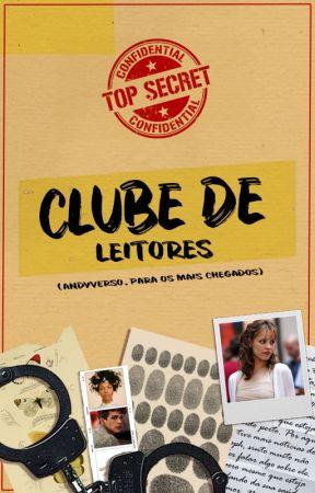 CLUBE DE LEITORES by AndresaRios