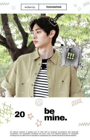 be mine, sunghoon ✓ by hoonestvee