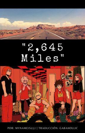"""2,645 Miles"" by GabaHollic"