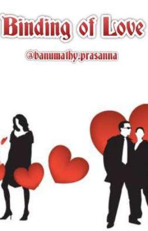 Binding of Love by banuprasa