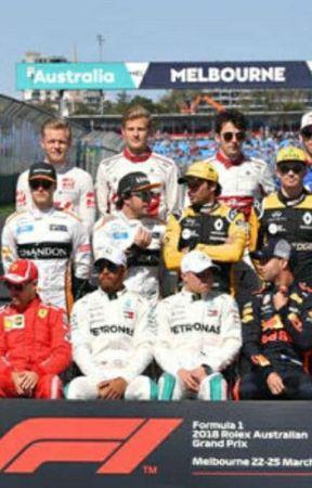 Formula 1 imagines and preferences by MajaBav