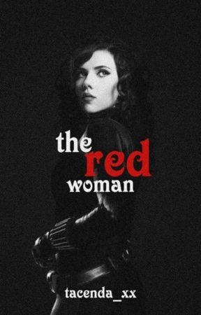 The Red Woman   المرأة الحمراء  by Tacenda_Xx