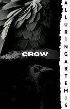 crow || pietro maximoff by alluringartemis