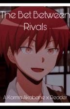 The Bet Between Rivals: Karma x Reader by libraetamaki