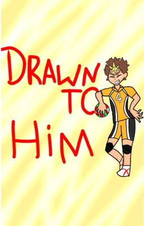 Drawn to him by BakuxkirixErisu15
