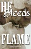 He Bleeds Flame (bxb) cover