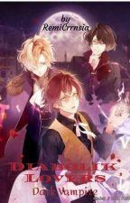 Diabolik Lovers - Dark Vampire by RemiCrrnsia