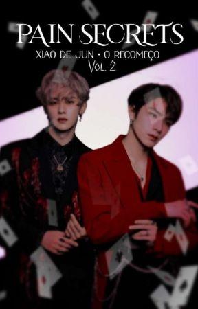 ー Pain Secrets || Xiao De Jun {WayV/NCT} O Recomeço. Vol.2 by glittyong