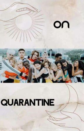 On Quarantine ᶜᵒⁿᶜˡᵘⁱᵈᵒ by LarissaHidalgoClarke