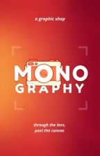 𝐌𝐨𝐧𝐨𝐠𝐫𝐚𝐩𝐡𝐲 | a graphic shop by themonocommittee