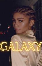 GALAXY; Maya Hart by Jackson_is_a_writer