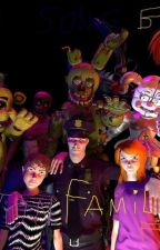 The Afton Family by dj_tiger360