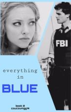 Everything In Blue - Spencer Reid by coucoumgg14