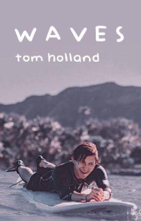 𝑾𝑨𝑽𝑬𝑺   tom holland by yelenasbelcva