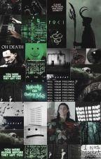 Loki Imagines by softlcki