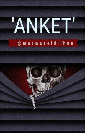 'ANKET' by matmazeldilhun
