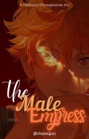 The Male Empress | Haikyuu [Omegaverse Historical AU] by fujoshtickss