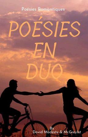 POÉSIES EN DUO by MrGrey1st