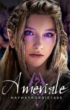 Ameriale - A Skyrim Fan-Fiction  by hayhayrobbie1995