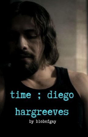 time ; diego hargreeves by blobofgay
