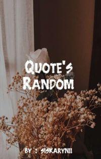 Quotes Random cover