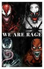 𝕎𝕖 𝔸𝕣𝕖 ℝ𝕒𝕘𝕖 - Peter Parker and The Symbiotes by Lynx828