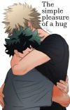 The simple pleasure of a hug (completed) cover