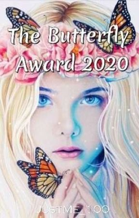 CLOSED The Butterfly Award 2020 (English) by JustMe_100