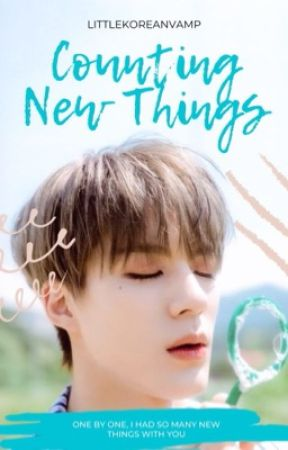 Counting New Things | Lee Jeno by littlekoreanvamp