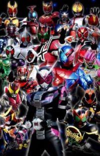 Kamen rider x BNHA: Heisei rider reborn cover