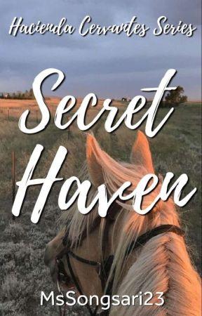 Hacienda Cervantes 1: SHAMELESS by MsSongsari23