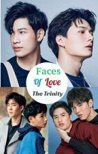 Faces Of Love : The Trinity   by Cris_Peraya