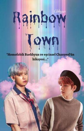 Rainbow Town by cbhyun