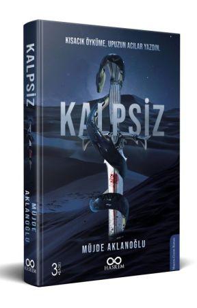 KALPSİZ ( RÜZGARIN KIZI) by mujdeaklanoglu