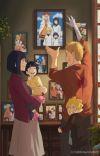 Naruto Parent-Daughter Scenarios  cover