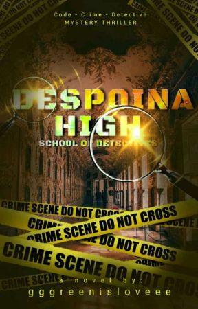Despoina High: School of Detectives by gggreenisloveee