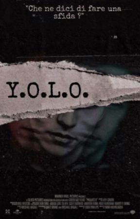 Y.O.L.O (a wgf story) by wgfeffects