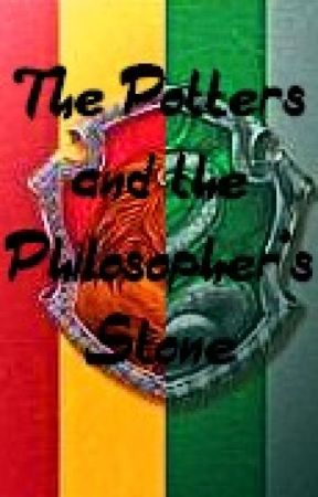 The Potters and the Philosopher's Stone by Ember_Demon