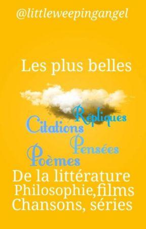 Les Plus Beaux Mots by LittleWeepingAngel