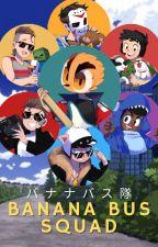 Banana Bus Squad x My Hero Academia by GoodHadock