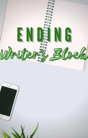 Ending Writer's Block by AKittensJoy