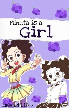 «Mineta is a GIRL» by LaSenshi_1245