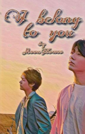 I belong to you | Vkook by deMoonFlowers