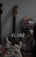 ALONE . by insomnialix