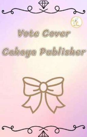 Vote Cover Cahaya Publisher by cahaya_publisher