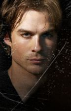 The Vampire Diaries-   Another reality (Damon x Reader) by neoncookie06