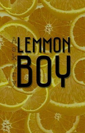 Lemon Boy by _AakAary_